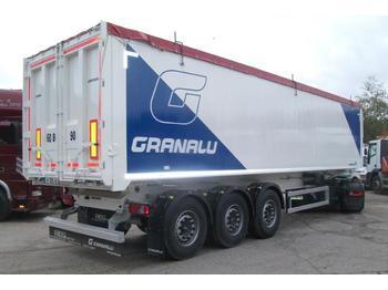 Granalu  - tipper semi-trailer