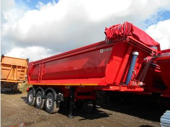 Tipper semi-trailer Invepe