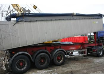 KELBERG  - tipper semi-trailer