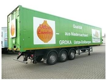 KNAPEN KOKS 360 - tipper semi-trailer