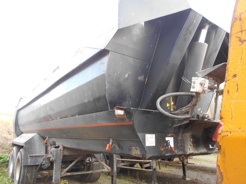 tipper semi-trailer Kaiser