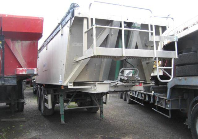tipper semi-trailer Kaiser