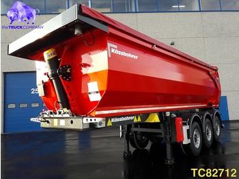 Kässbohrer SKS 27 Tipper - tipper semi-trailer