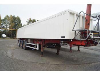 Kel-berg T24v - tipper semi-trailer