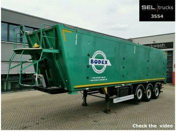 Kempf BODEX / Vollalu / 51 m3 / German  - tipper semi-trailer