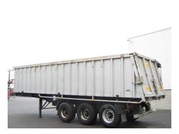 Knapen 37m? Liftachse KOK 390 - tipper semi-trailer