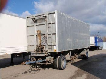 Knapen Trailers Knapen KAH 201 Tipper aanhangwagen - tipper semi-trailer