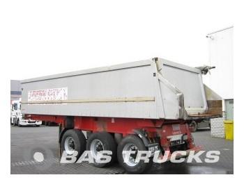 Langendorf 23m? Liftachse SKA 24/30 - tipper semi-trailer