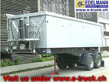 Langendorf SKA 18/28 - tipper semi-trailer