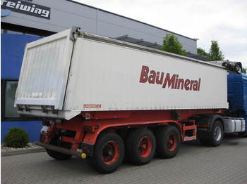 Langendorf SKA 24/28 - tipper semi-trailer