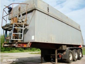 Langendorf SKA 24 / 28 - ca. 35 m³ - tipper semi-trailer