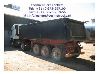 Langendorf SKA 24/29 (lochem) - tipper semi-trailer