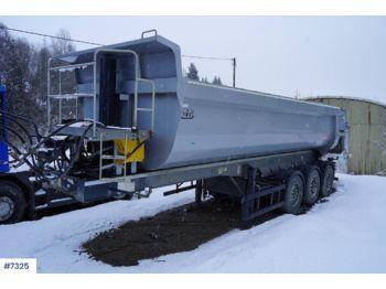 Langendorf SKS-HS5/33 - tipper semi-trailer