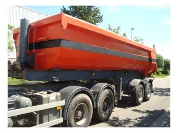 Langendorf SKS-HS-18/25 - tipper semi-trailer