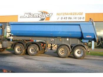 Langendorf SKS-HS 18/27 - tipper semi-trailer