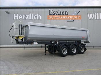 Tipper semi-trailer Langendorf SKS-HS 24/30, 26m³ Stahl, Podest, Luft/Lift, BPW