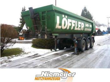 Langendorf SKS-HS 27/27 - tipper semi-trailer