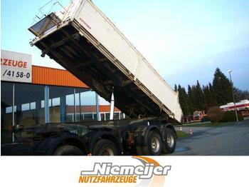 Langendorf SK 18/26 - tipper semi-trailer