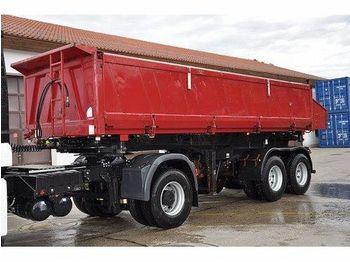 Langendorf SK 18/27 - tipper semi-trailer