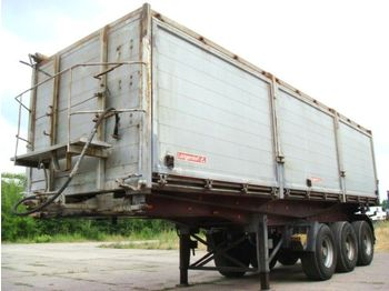 Langendorf SK 27 / 27 - ca. 35 m³ *Dreiseitenkipper - ALU* - tipper semi-trailer
