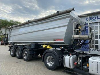 Tipper semi-trailer Langendorf SK NW3 Alu Kippauflieger *Leergew. 5,9 Ton