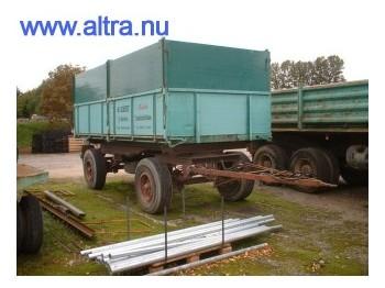 Langendorf Tebbe - tipper semi-trailer