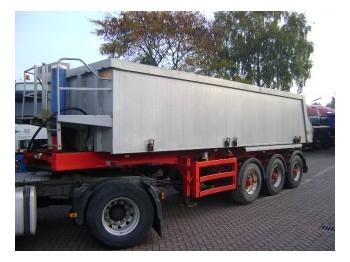 Langendorf alu kipper 23 M3 - tipper semi-trailer