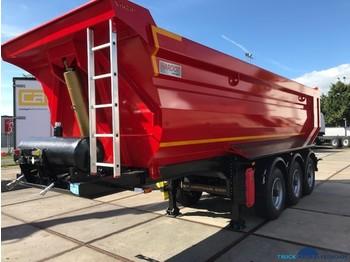 Lider Kipper hardox steel New!Export only - tipper semi-trailer