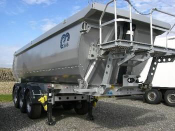 MENCI SA 700R - tipper semi-trailer