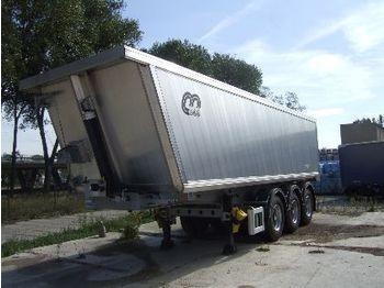 MENCI SA 740 R/G ALU - tipper semi-trailer