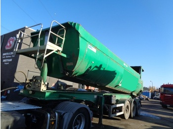 MOL Oplegger isolated/isole - tipper semi-trailer