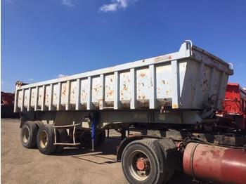Tipper semi-trailer Marrel
