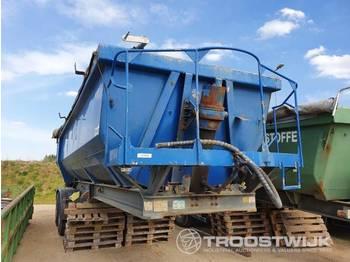 Meierling MSK 18 - tipper semi-trailer