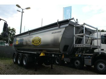 Tipper semi-trailer Meiller MHPS 44.3-N  Thermo  25m³