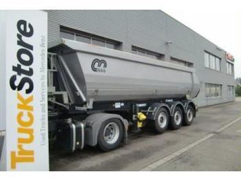 Menci (I) MENCI SA700R - tipper semi-trailer