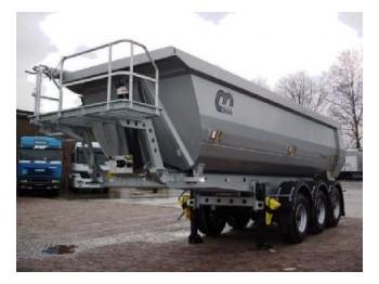 Menci SA700R - tipper semi-trailer