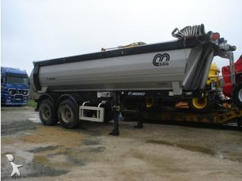 Menci SA 702 P - tipper semi-trailer