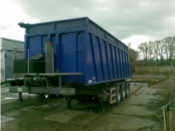 PANAV Kipper - tipper semi-trailer