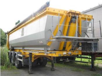 Panav NS1 40 (ACHSLAST 9.000 kg!!) - tipper semi-trailer