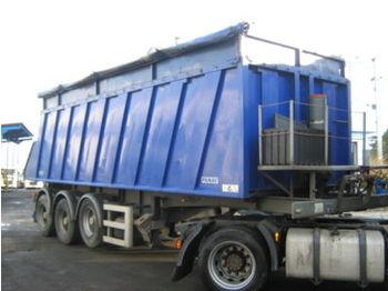 Panav NS 136 *34cbm Kipper* - tipper semi-trailer