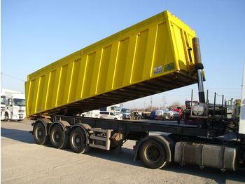 Panav NS 1 Steel 33 m3 - tipper semi-trailer