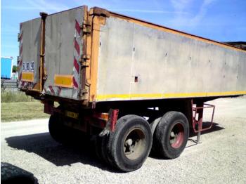 Tipper semi-trailer ROBUSTE KAISER SB 1502