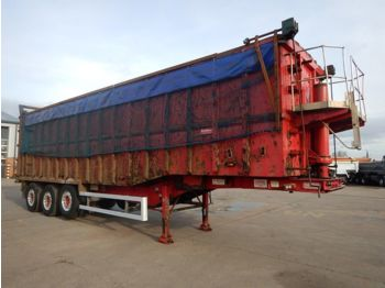 Tipper semi-trailer ROTHDEAN 70 CU-YD STEEL TIPPING TRAILER - 2009 - C296218