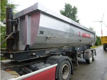 Reisch 32/18 ASL - tipper semi-trailer