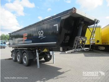 Tipper semi-trailer SCHMITZ Auflieger Kipper Alukastenmulde 24m³