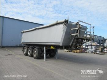 Tipper semi-trailer SCHMITZ Auflieger Kipper Alukastenmulde 27m³