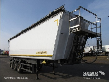 Tipper semi-trailer SCHMITZ Auflieger Kipper Alukastenmulde 52m³