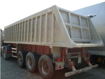 SDC 36/3 Tipper - tipper semi-trailer