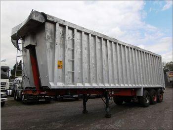 SDC 81 CU YD ALUMINIUM BULK TIPPING TRAILER - A 12  - tipper semi-trailer