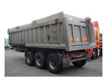 SDC KIPPER ALUMINIUM 3-AS - tipper semi-trailer